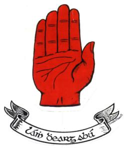La main rouge des O'Neill