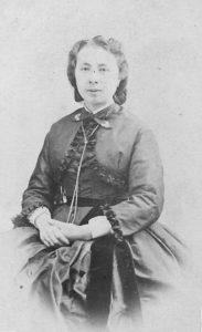 Gabrielle O'Neill née Noury, février 1891