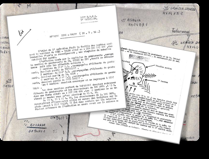 L'affaire Sidi-Ghalem dans laquelle Marc O'Neill fut tué