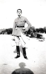Marc O'Neill en Algérie